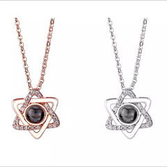 Love Projection Star Necklace
