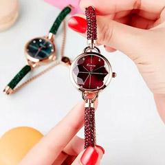 KIMIO Shining Red Watch