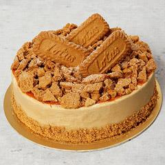 Creamy Lotus Cheese Cake