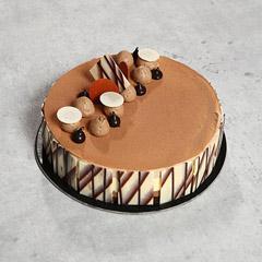 Triple Chocolate 8 Portion