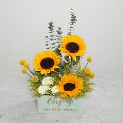 Sun Flower Arrangement