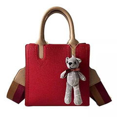 Teddy Shoulder Bag