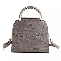 Elegant Grey Tote Bag