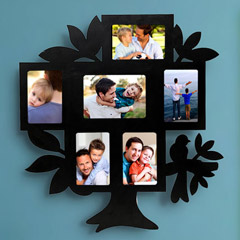 Family Tree Personalized Frame