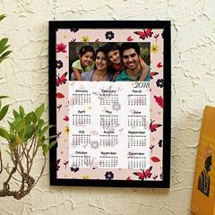 Cool Personalized Calender