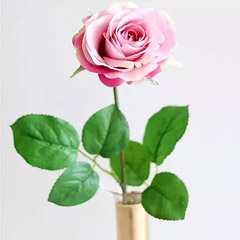 Artificial Pink Roses