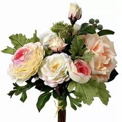 Mix Pastel Color Flower Bunch