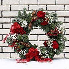 Shooting Star Wreaths