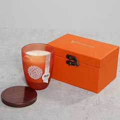 Scented Candle In A Gift Box
