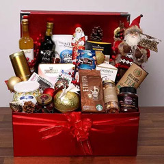 Mouthwatering Christmas Hamper