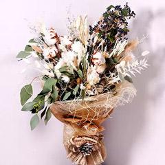 Graceful Dry Flower Bouquet