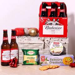 Budweiser Non Alcoholic And Snacks