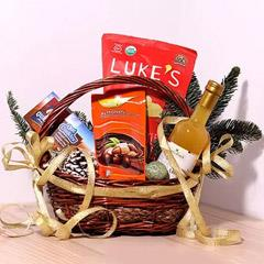 Cookie And Snack Basket