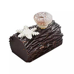 Chocolate Mono Log Cake Combo