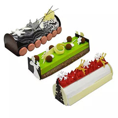 Delicious Log Cakes