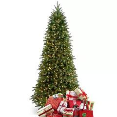 Fresh Xmas Tree with LED