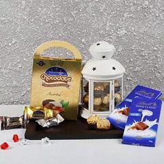 Chocolates In Lantern