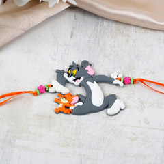 Cute Tom And Jerry Rakhi