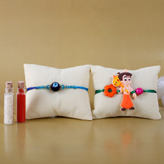 Evil Eye And Chhota Bheem Rakhi