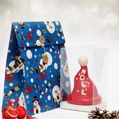 Chocolaty Noel Wishes Secret Santa Gift