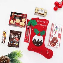Christmas Delights in Stocking