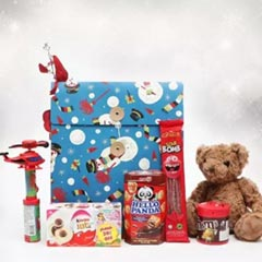 Yum and Cuddly Secret Santa Gift Pack