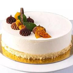Delicious Apricot & Caramel Cake