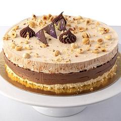 500gm Chocolate Hazelnut Cake