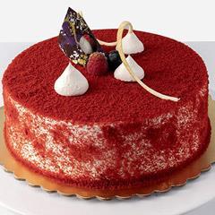 Attractive Red Velvet Cake (1/2 Kg)