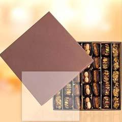 Assorted Stuffed Dates Platter