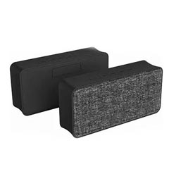 Black N Grey Bluetooth Speaker