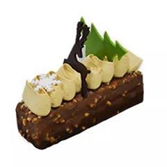 Snickers Mono Log Cake Combo