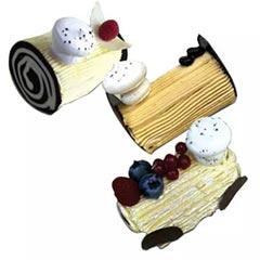 Delicious Mono Log Cakes
