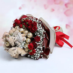 Confetti of Expressions Bouquet