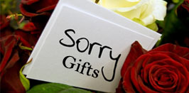 Sorry Gifts